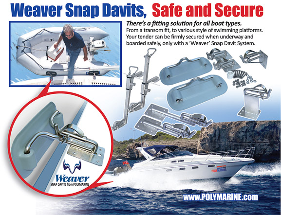 snap-davit-systems