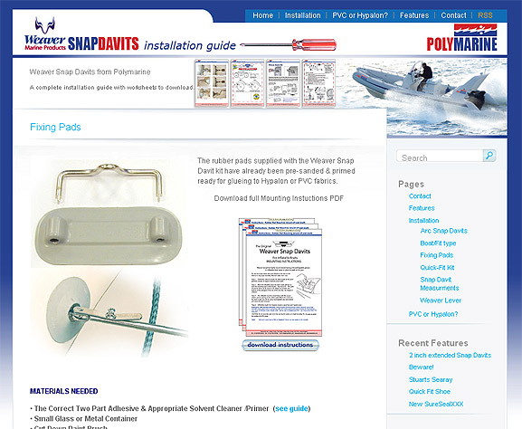 polymarine inflatable boat adhesive instructions