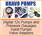 bravo electric pumps and inflators