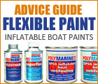 Inflatable Boat Paint & Antifoul Guide - Hypalon and PVC