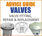 Advice guide - fitting valves etc.