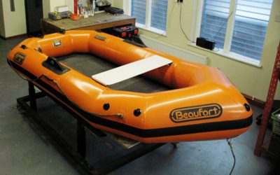 New Design Inflatable Boat Paint