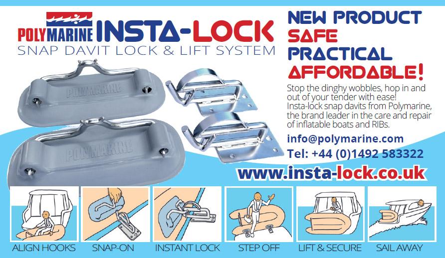 New This Season – Insta-Lock